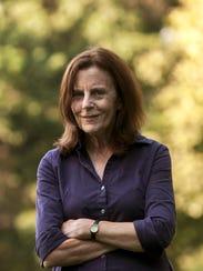 Author Mary Dearborn.