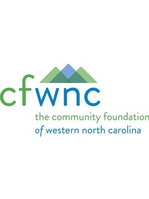 The Community Foundation of Western North Carolina logo.