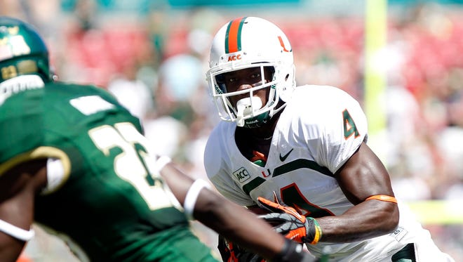 Reviews have been mixed on Colts' selection of Phillip Dorsett.
