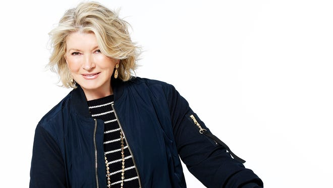 The Martha Stewart Experience is part of the IndyStar Food & Wine Experience Oct. 7 at Clay Terrace in Carmel.