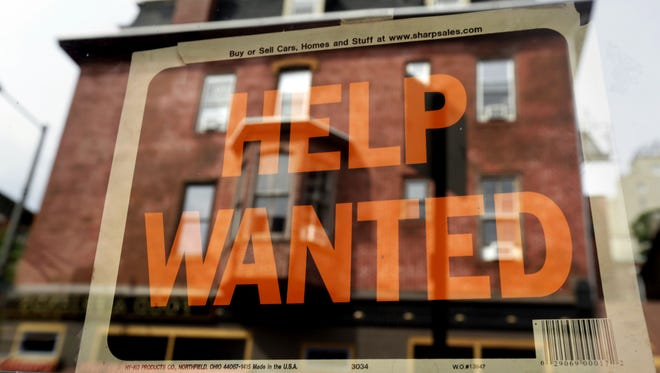With the unemployment rate at a 10-year low of 4.4%, businesses are struggling to hire workers.