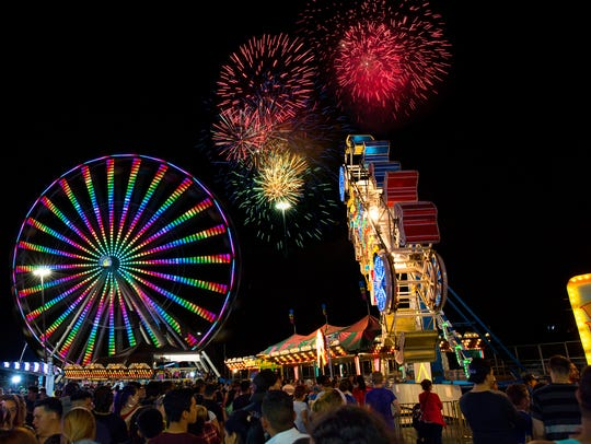 State Fair Meadowlands returns this weekend through