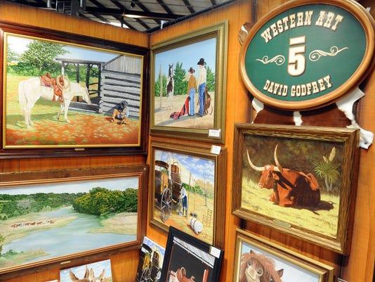 5th annual Cowboy True event