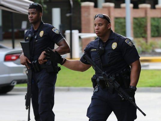 EPA USA BATON ROUGE POLICE SHOOTING CLJ CRIME USA LA