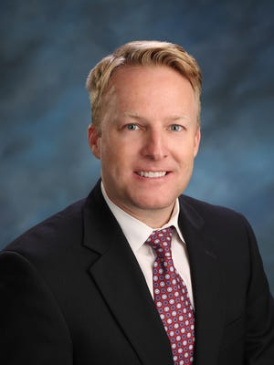 Jason Peplinski, superintendent of the Simi Valley Unified School District