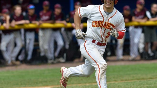 Bergen Catholic's David LaManna is one of the top players in the area.