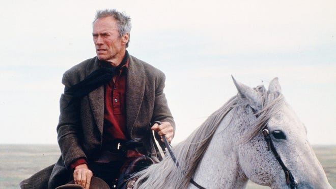 """The Wednesday Night Movie Series kicks off with Clint Eastwood in """"Unforgiven"""" Sept.7 at the Elsinore Theatre."""