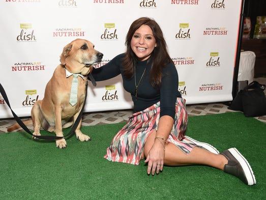 Rachael Ray attends the launch and celebration of Rachael