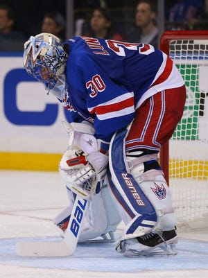 Henrik Lundqvist and the Rangers face elimination yet again in Game 6 of the East finals.
