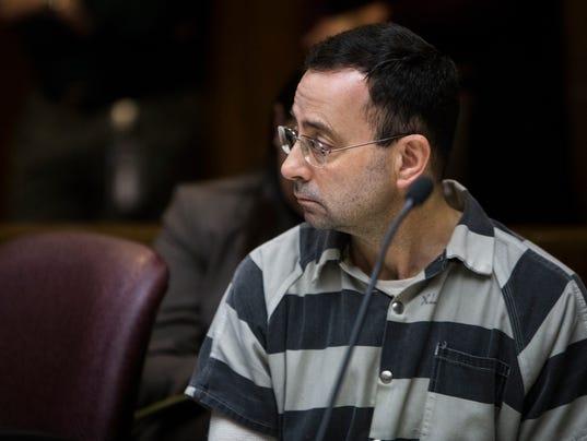 Nassar preliminary hearing