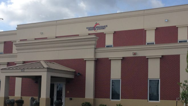 Acadiana Renaissance Charter Academy has about 650 students on a waiting list for next year.