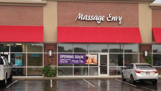 Massage Envy Spa is opening at The Newport Pavilion in late July.