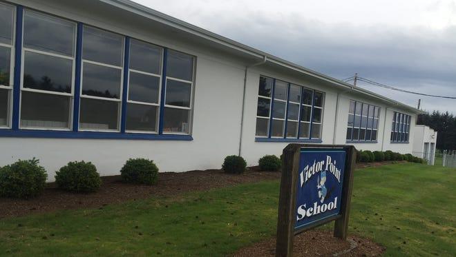 Victor Point Elementary School.