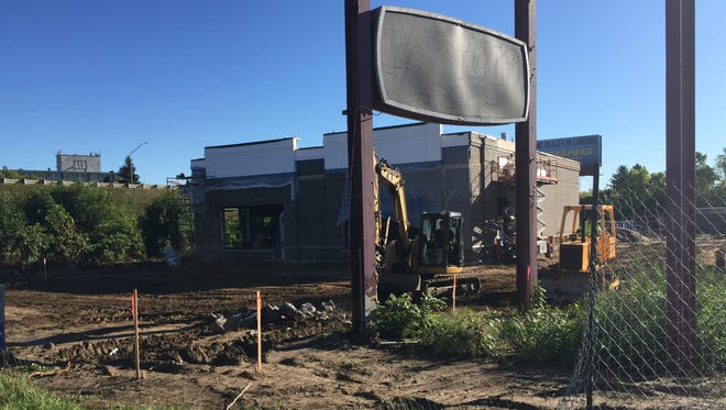 Starbucks will open in the fall at 6727 S. Cedar St. in Lansing at the former site of Ponderosa Steak House.