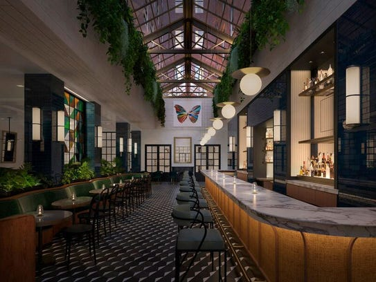 New Boutique Hotel Nashville