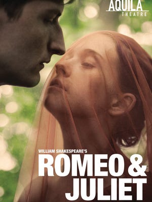 Auila Theatre will perform William Shakespeare's classic Romeo and Juliet at 4 p.m. Sunday at The Shed on the campus of Arkansas State University Mountain Home