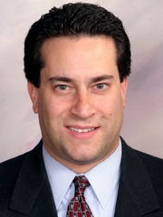 Alden Wolfe, chairman of the Rockland Legislature.