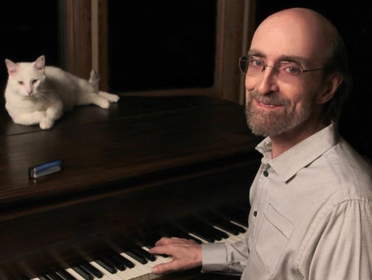 Pianist George Winston performs in concert Friday at
