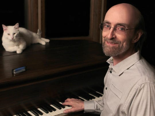 Pianist George Winston performs in concert Friday at the Town Hall Theater in Middlebury.