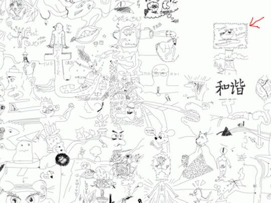 big doodle