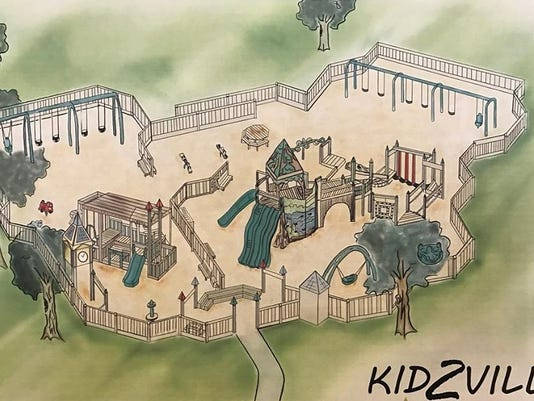 Kidzville2 rebuild