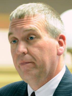 Pike County Prosecutor Rob Junk