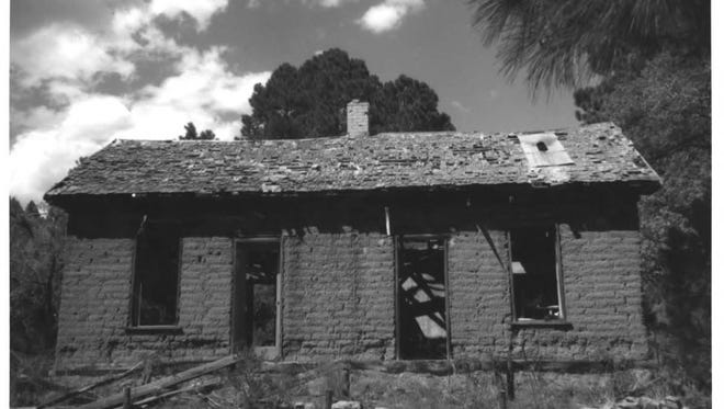 Aguayo family homestead.