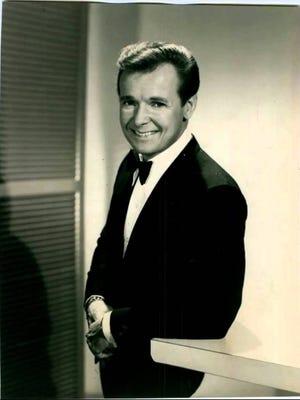 John Gary, a songster from Binghamton, shown around 1965.