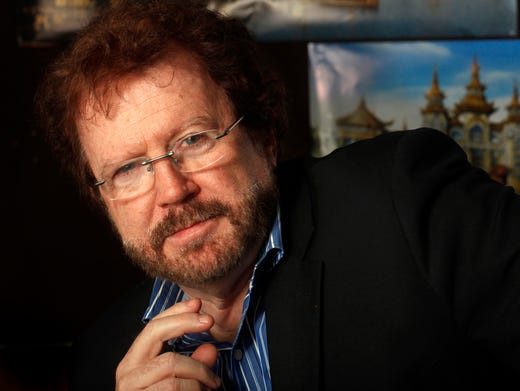 Producer and writer Gary Goddard denies accusations