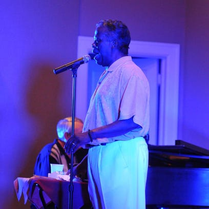 The Dwight Lenox Trio took the stage at The Lodge on