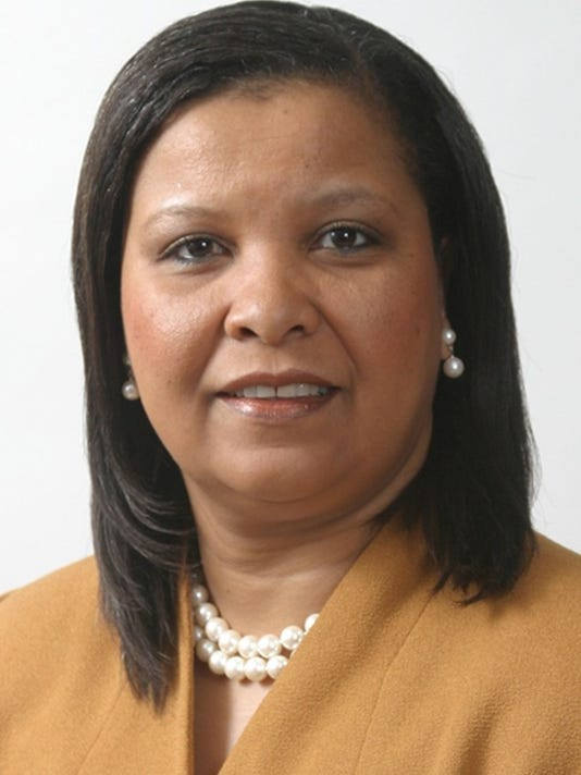 Hinds County Public Defender Michele Harris