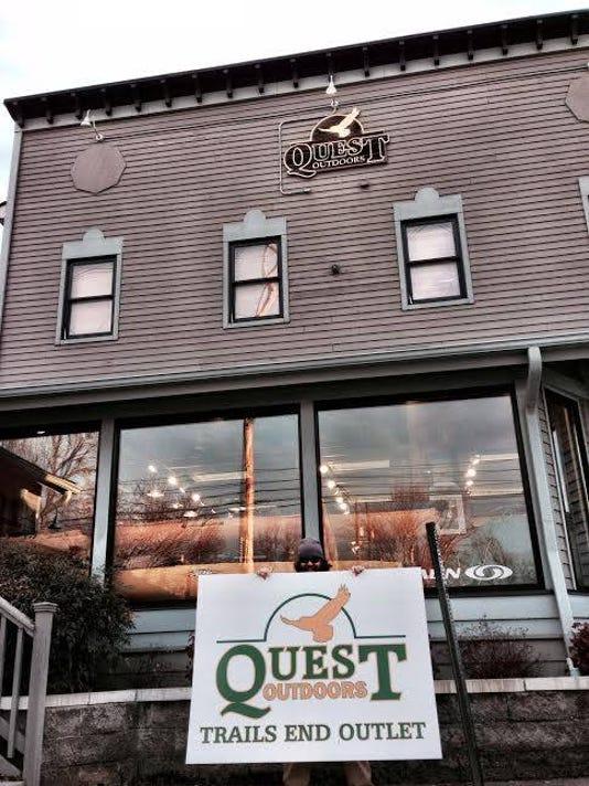 exterior Quest