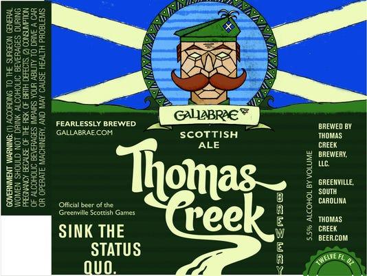 Scottish Games brew