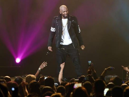 R. Kelly will perform at Soaring Eagle Casino & Resort