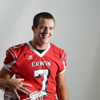 Erwin's Chase Austin.