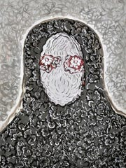 "Roya Farassat Scream, 2011  (from ""A Mirror Has Two"