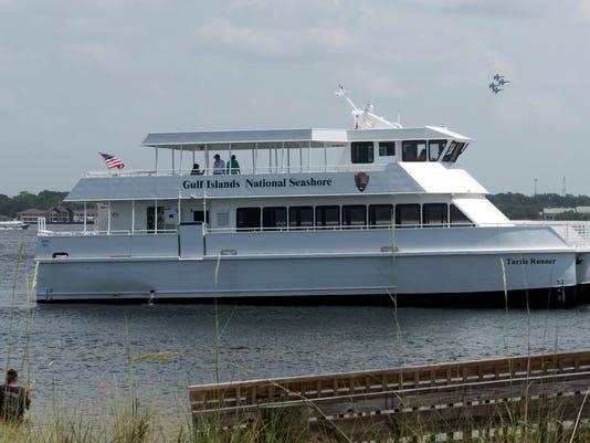 NPS Ferry Dedication