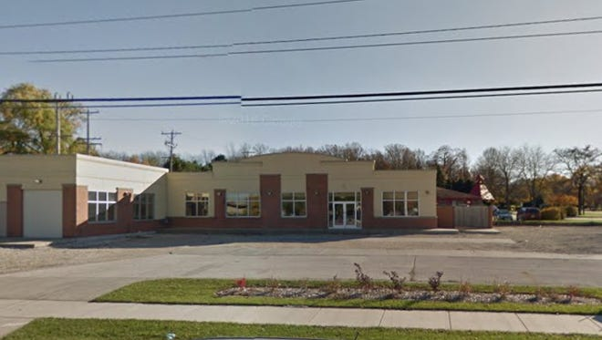 Two developers plan to transform this half-finished convenience store into a Starbucks by Oct. 31.
