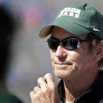 Art Briles, who coached Baylor to two Big 12 titles in the past three seasons, was fired Thursday along with other university officials after a report was critical of the school's handling of assault allegations.