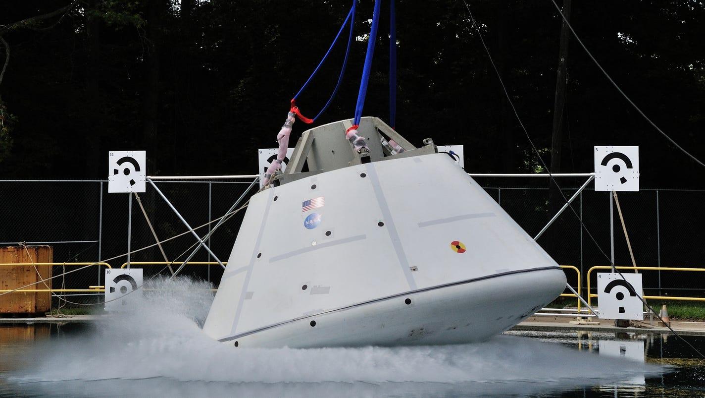 NASA's next spacecraft facing technical, cash challenges