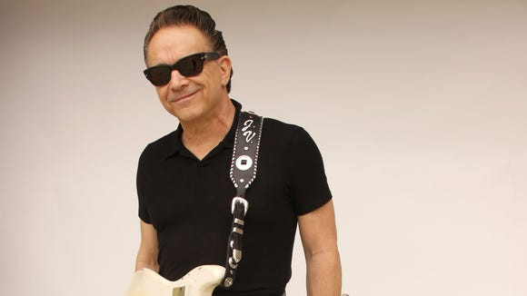 Blues rocker Jimmie Vaughan is headlining JazzFest