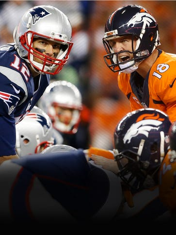Tom Brady and Peyton Manning remain the standard-bearers
