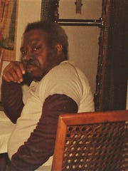 My father, Wallace Johnson, in the mid '80s.