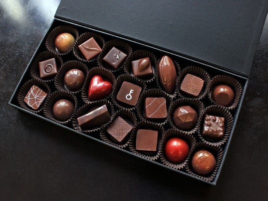 Valentine's Day Chocolate from 21 of the Top Chefs in America