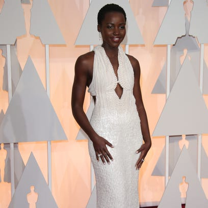 The thief who took Lupita Nyongo's pearl-encrusted
