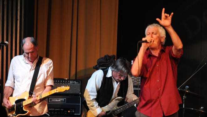 Guided by Voices' performance at the beer release party in 2014. The band will return to Sussex County to play a free concert at the Dogfish Head brewpub in Rehoboth Beach at 10 p.m. Friday, Sept. 8.