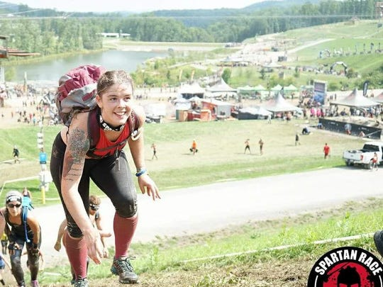 Shamir Peshewa recently participated in Spartan Race, an obstacle course and race that challenges even the most fit.