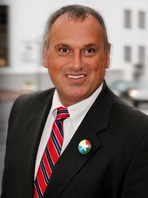 Peekskill Mayor Frank Catalina.