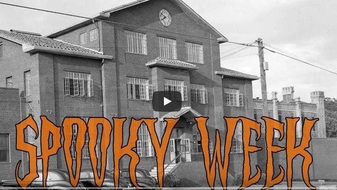 """The Texas Department of Criminal Justice took down its """"Spooky Week"""" videos after fielding complaints about them."""