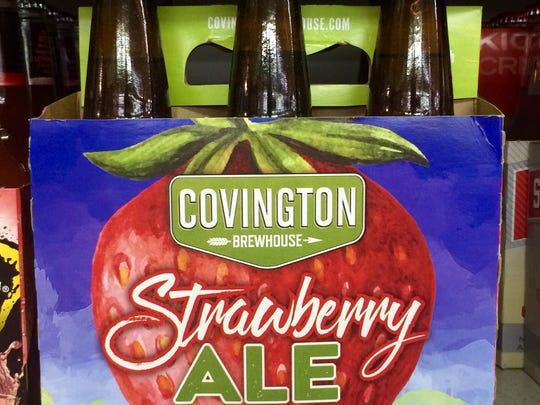 About 10 years ago, Covington Brewhouse released their